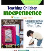 Teaching Children Independence