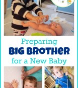 Preparing Big Brother for a New Baby