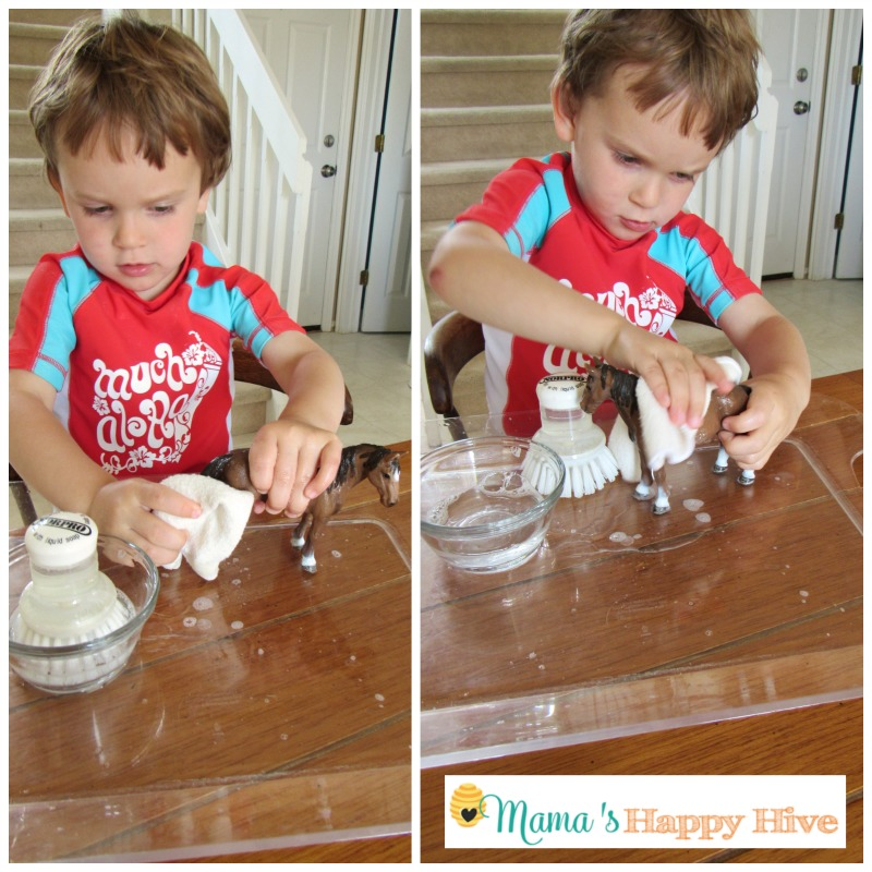 Drying Horse - www.mamashappyhive.com