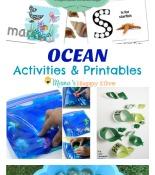 Ocean Activities and Printables