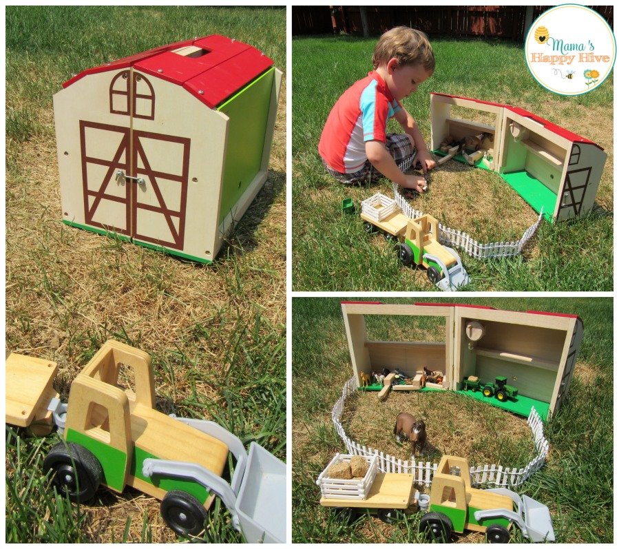 Outdoor Play - www.mamashappyhive.com