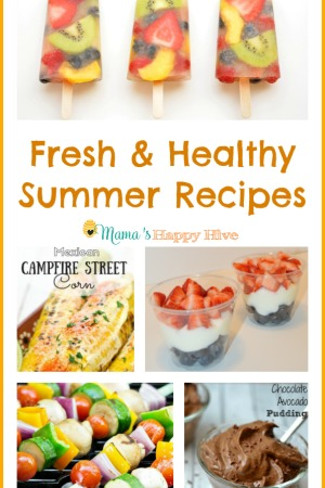 Fresh and Healthy Summer Recipes