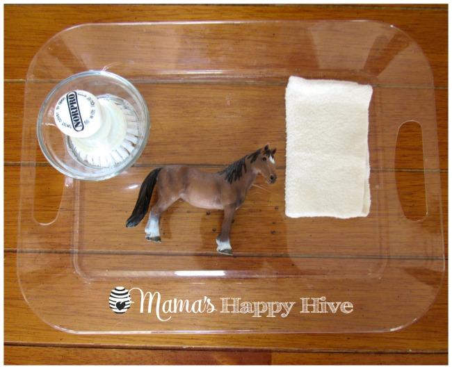 Washing Horse Tray - www.mamashappyhive.com