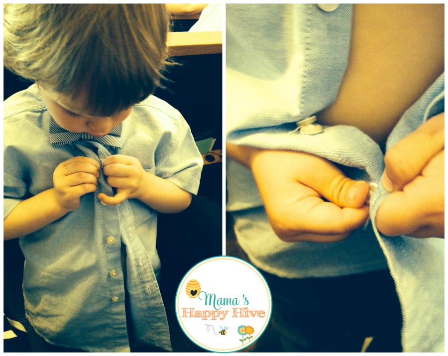 Buttoning - www.mamashappyhive.com