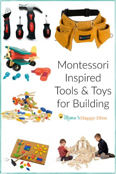 Tools and Toys for Building