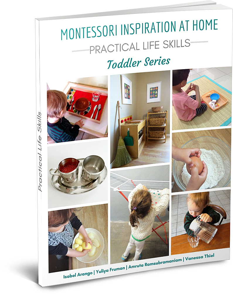 Montessori Practical Life for Toddlers – eBook Giveaway