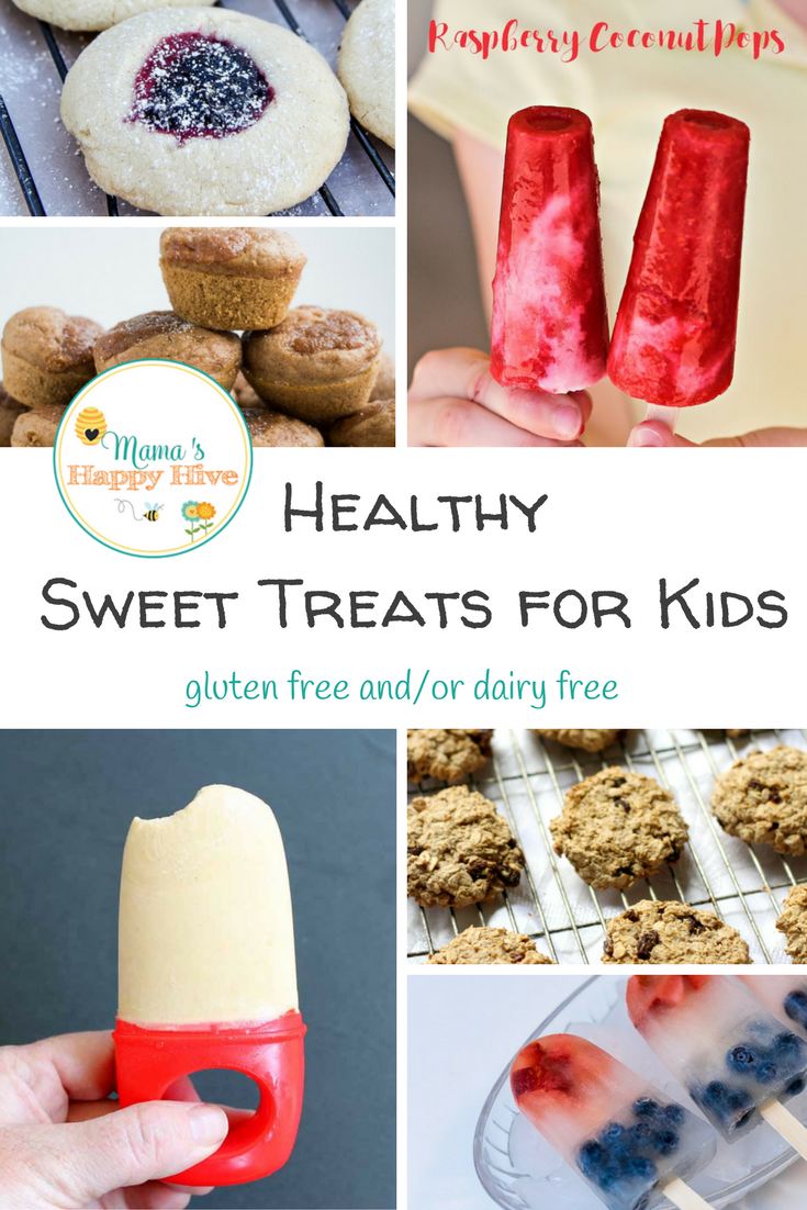 Healthy Sweet Treats for Kids