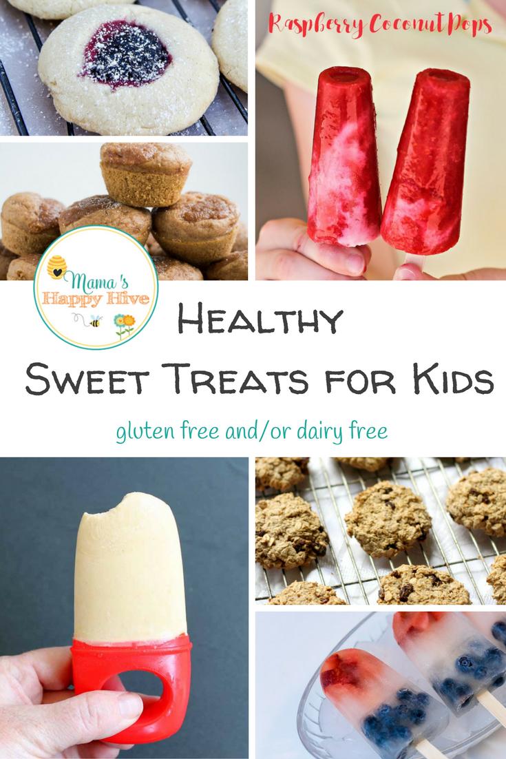 Healthy Sweet Treats for Kids