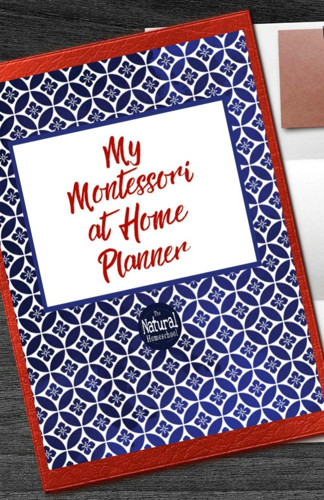 Montessori At Home Preschool Plans Free Unit Study Printable