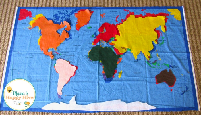 Montessori animals and continents plus an amazing printable bundle continents from the fabric map to create a perfect match that is too much work for me at this time but it is a more affordable option if you are gumiabroncs Images