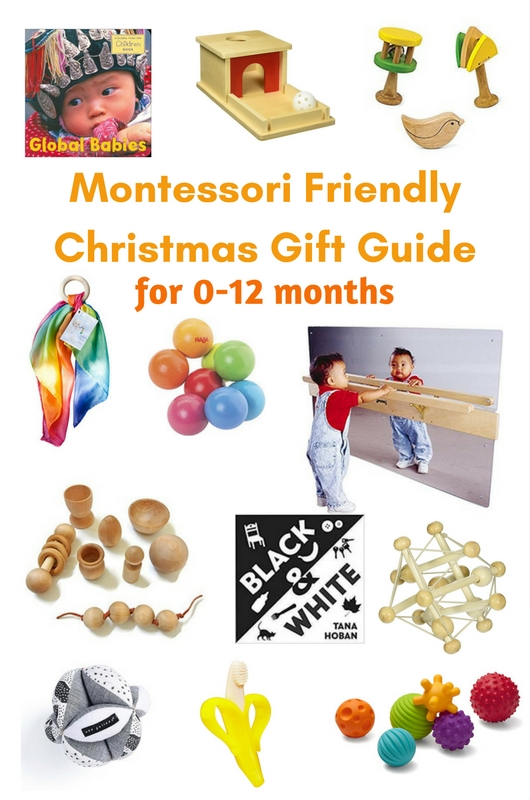 Montessori Friendly Christmas Gift Guide