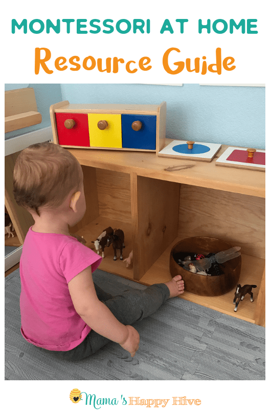Montessori at Home Resource Guide