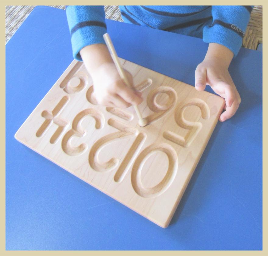 Handmade Montessori Inspired Gift Guide
