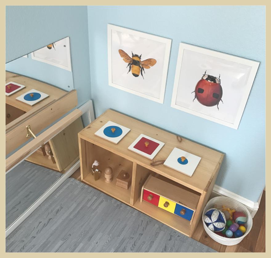 Montessori at Home Resource Guide